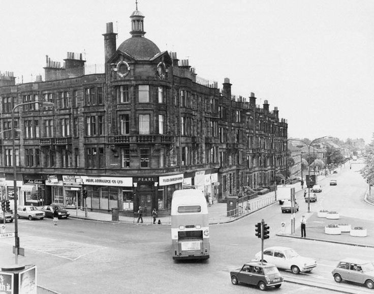 Anniesland cross 1980 old glasgow pinterest the for 18 park terrace glasgow