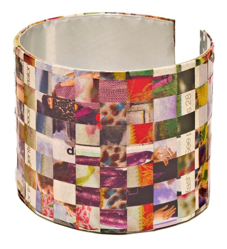 Basket Weaving Using Recycled Materials : Best baskets made from recycled materials images on