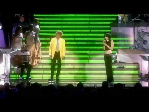Rod Stewart & Amy Belle I Dont Want To Talk About It 360p SD - YouTube