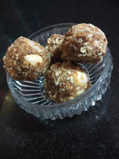 Mercury Information Management Platform: Easy Chewy Sugarfree Dates Ladoo: Option for Navratri Recipe