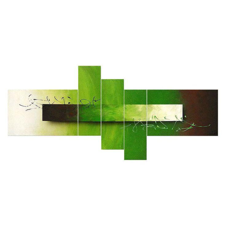 Wandbild Endlose Weide - 100% handgemalt, Wandbilder XXL Jetzt bestellen unter: https://moebel.ladendirekt.de/dekoration/bilder-und-rahmen/bilder/?uid=fa643d78-b46d-5499-b115-90f659c72eee&utm_source=pinterest&utm_medium=pin&utm_campaign=boards #accessoires #bilder #glasbilder #rahmen #xxl #dekoration
