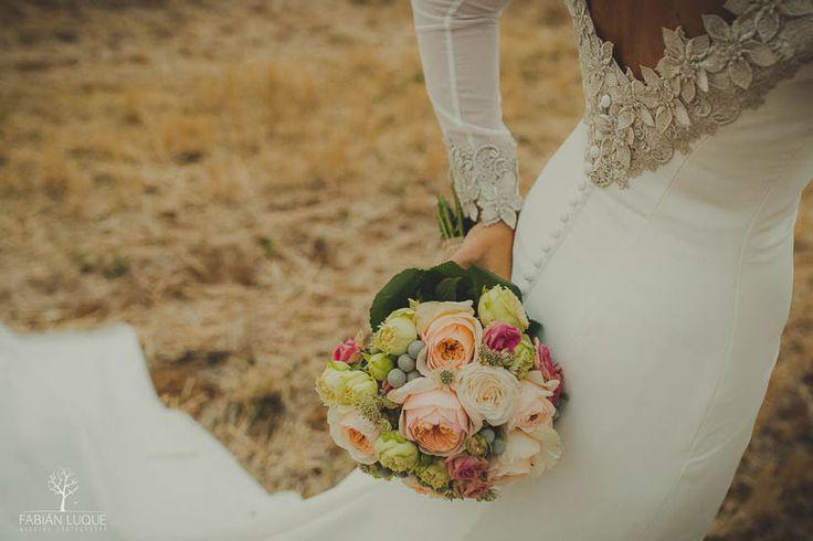 50 ramos de novia 2017 en los que debes inspirarte para tu boda. ¡Da color a tu look con las mejores flores! – Portal de Bodas Zankyou | España