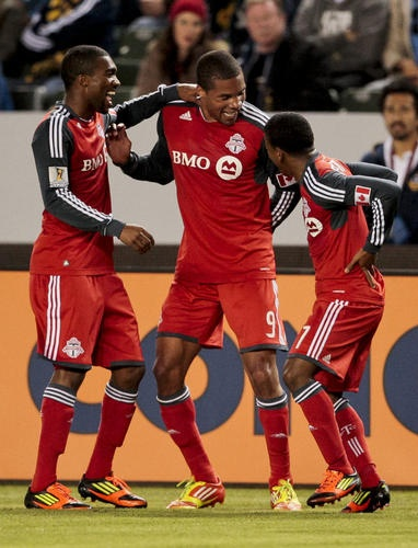 Toronto FC beats L.A. Galaxy to reach Champions League semifinals