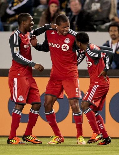 Toronto FC beats L.A. Galaxy to reach Champions League semifinals