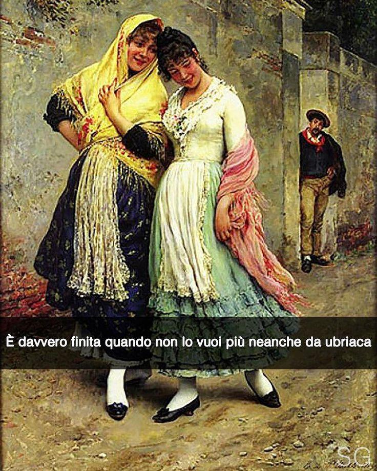 L'ammiratore nascosto - Eugene de Blaas (1898) #seiquadripotesseroparlare