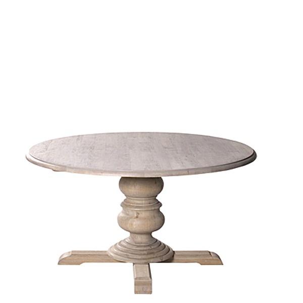 Eetplaats ronde tafel melose Ø138