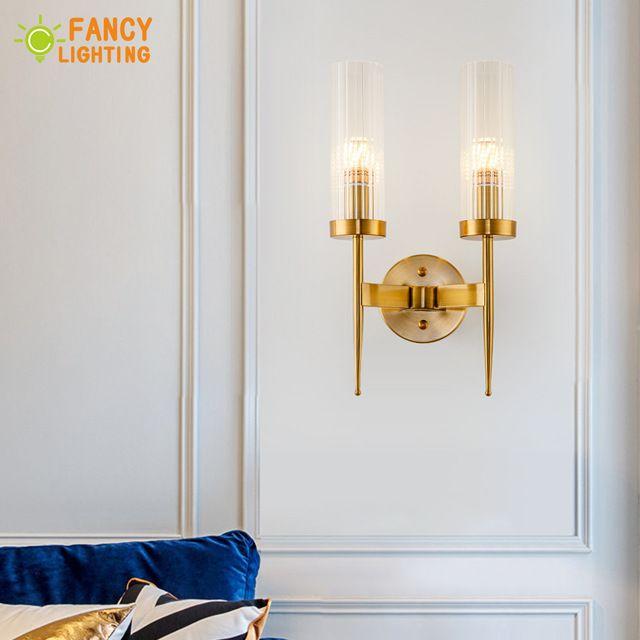 E14 Led Bulb For Free Modern Wall Lamp Metal Led Wall Light For