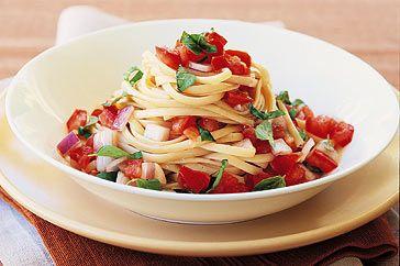 Bruschetta Pasta w/ chicken