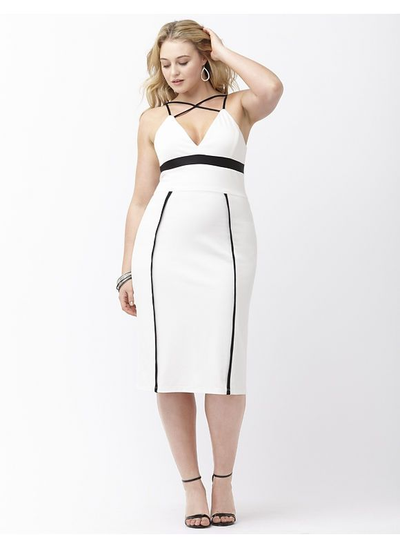 Dress for Women, Evening Cocktail Party On Sale, White, polyestere, 2017, 10 N
