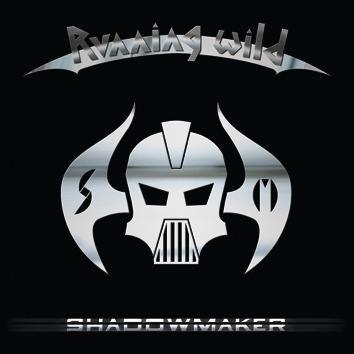 """L'album dei #RunningWild intitolato """"Shadowmaker"""" in formato jewelcase con DVD incluso. Prima edizione limitata."""