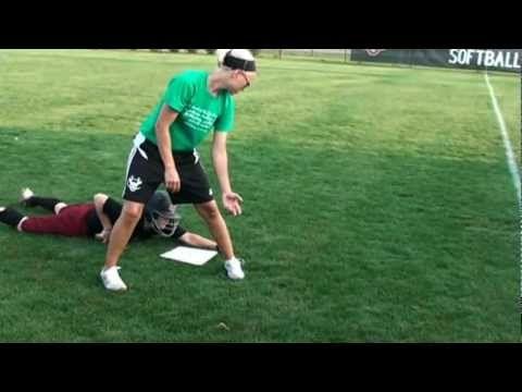 Cumberland University Sliding Drills Part 1