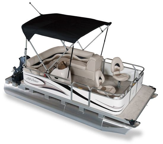 Ohio Pontoon Boat, Manitou Pontoon Dealer