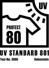 Am besten schützt man kleine Kinder mit UV-Schutzkleidung vor den schädlichen Wirkungen der Sonnenstrahlung. Allerdings wirdin Tests immer wieder festgestel