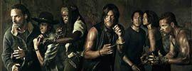The Walking Dead, Facebook Timeline, AMC