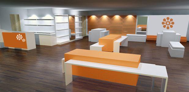 muebles exhibidores para zapateria - Buscar con Google