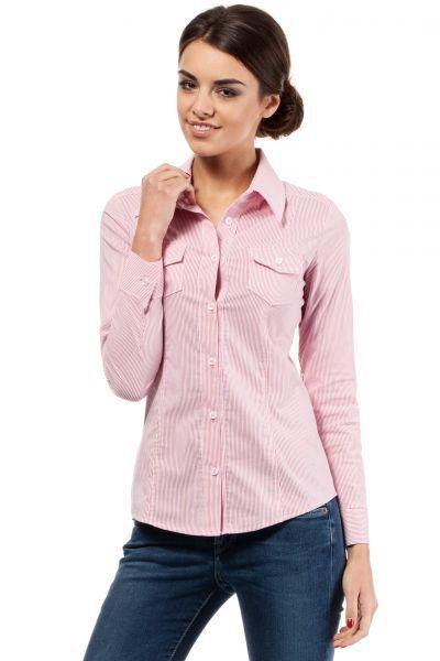 Pink shirt women's trendy design