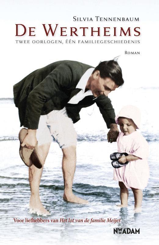 1/53. De wertheims, een goed geschreven familieroman over een Joodse familie in Duitsland tussen twee wereldoorlogen.