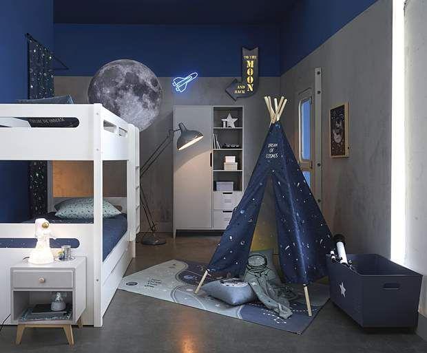 Maisons Du Monde Le Catalogue Junior 2019 Est Arrive 2019 Arrive Catalogue Du Est Junior Le Maisons Monde In 2020 Voga Furniture Youth Room Loft Bed