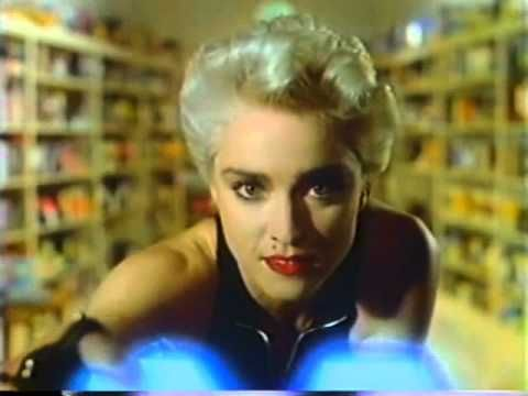 Madonna for Mitsubishi Commercial - True Blue
