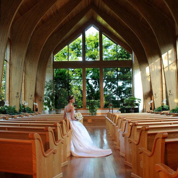 The perfect venue, Harmony Chapel. Absolutely in love!