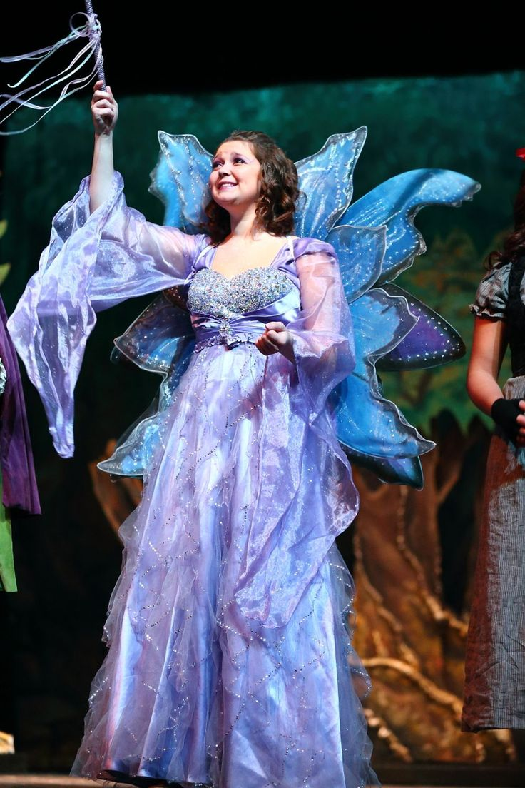 Cinderella and Shrek the Musical Fairy Godmother Costume Available for Rent! www.spotlight.org/rentals