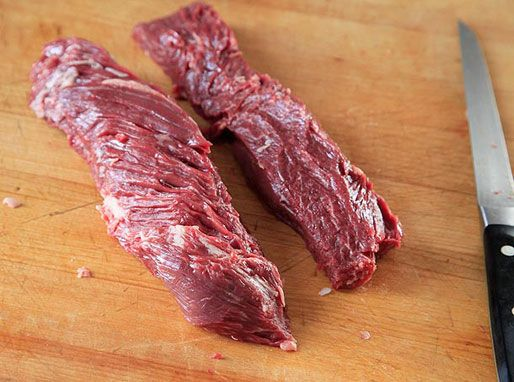 Less expensive cuts of meat that have just as much flavor and character than the expensive cuts. Sounds good to me. I like the short ribs for braising.