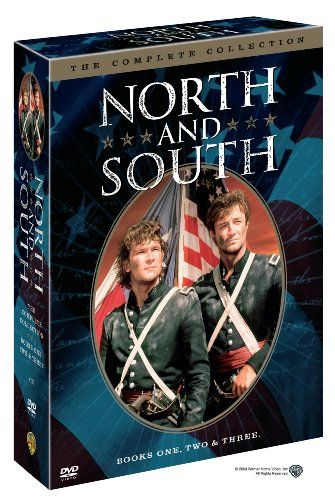 North & South: The Complete Collection - This Emmy Award-winning powerful adaptation of John Jakes' best-seller tells the story of the turbulent events and emotions that ignited the Civil War. In the tradition of Gone With The Wind, this glo... - All product - DVD