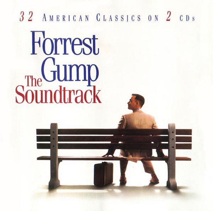 Various Artists-Forrest Gump The Soundtrack DOUBLE CD