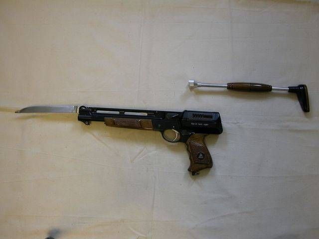 Специальный револьвер ТОЗ-81 «Марс»