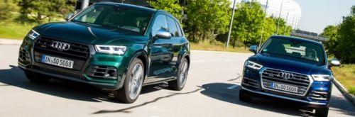 Galerie: Test Audi SQ5