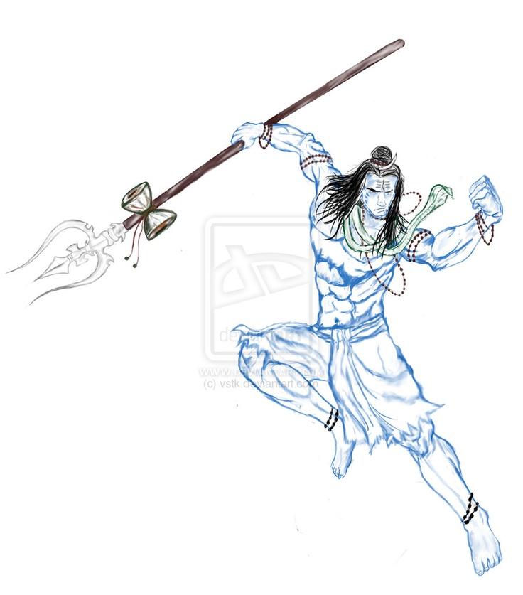 Lord Shiva Vstk 10