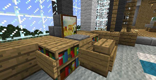 35 Best Minecraft Interior Design Images On Pinterest