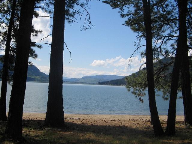 Shuswap Lake, BC, Canada