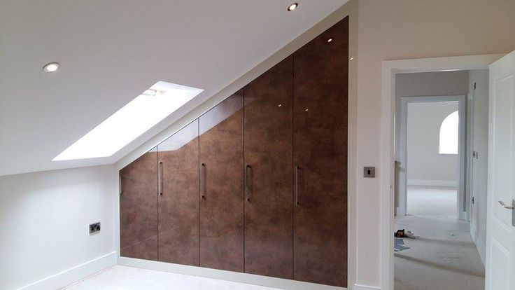 The Ultra gloss Copperleaf Zurfiz range. Bedroom furniture.