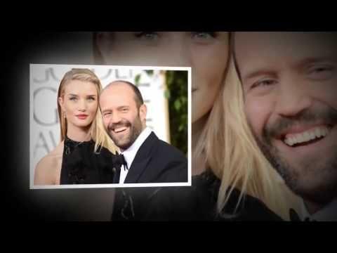 Jason Statham's Wife (Rosie Huntington Whiteley) 2016