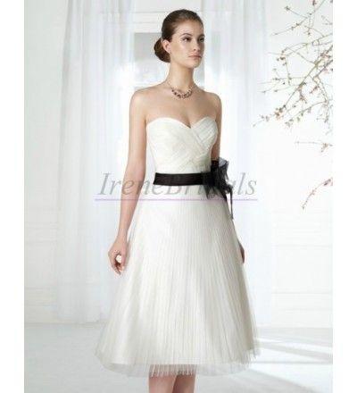 10 best Brautkleider images on Pinterest | Homecoming dresses straps ...