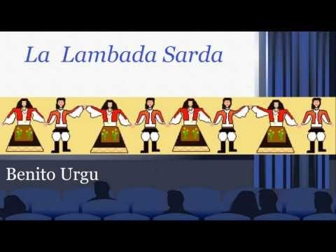 Benito Urgu - Lambada Sarda
