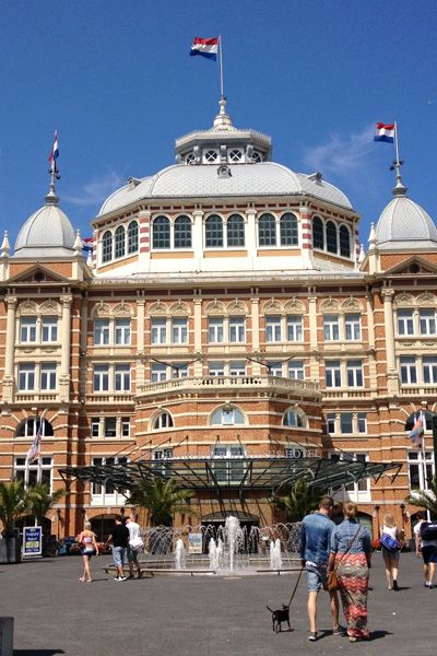 SOUTH HOLLAND HOTELS SCHEVENINGEN & THE BEACHES including the Amrauth Kurhaus Hotel (pictured)