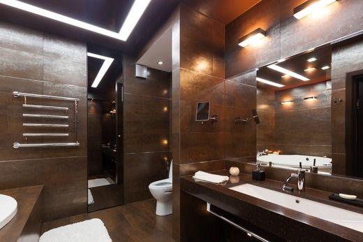 Мужская ванна. Ванная