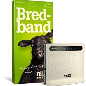 اسعار وموصفات Bredband 4G från Tele2 | لايف سويدين