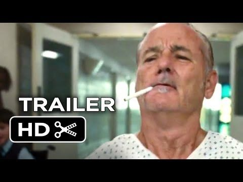 ▶ St. Vincent Official Trailer #1 (2014) - Bill Murray, Melissa McCarthy Comedy HD - YouTube