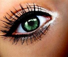 Bright EyesPretty Eye, Cat Eye, Eyeliner, Eye Makeup, Bright Eye, Eye Colors, Blue Eye, Eyemakeup, Green Eye