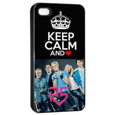 Ross Riker Lynch R5 Band Apple iPhone 4 4s Case Protect Cover