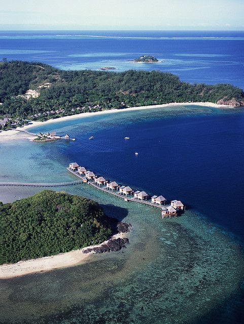 Likuliku Lagoon Resort in Fiji by Tourism Fiji on Flickr.