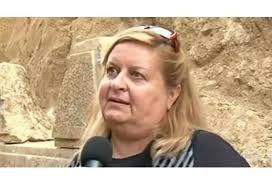ΚΑΤΕΡΙΝΑ ΠΕΡΙΣΤΕΡΗ:Πλήρη εγκατάλειψη της ανασκαφής στην Αμφίπολη από την Πολιτεία και τους φορείς της