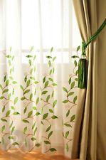 Designer net curtain