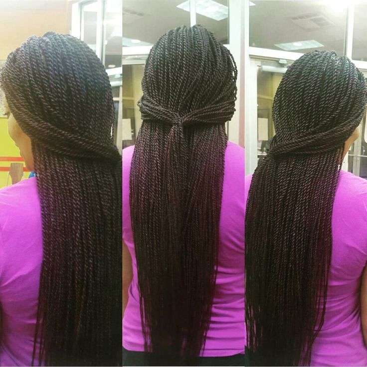 how to style my relaxed hair 1000 ideas about senegalese twist styles on 4825