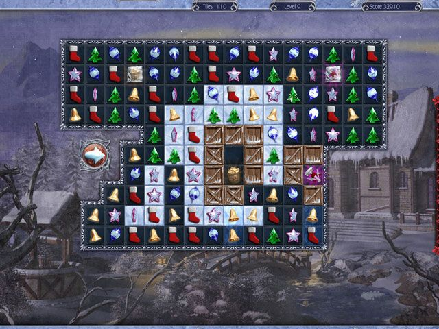 Jewel Match Snowscapes - PC/Laptop Games Free Download Full Version