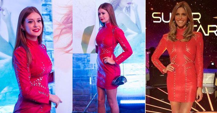 Marina Ruy Barbosa usa vestido arrasador de R$ 3,5 mil em Totalmente Demais