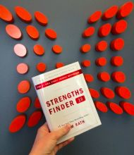 Our team took the StrengthsFinder 2.0 test and then we ran a little experiment based on the results. We challenge you to do it, and want to hear how it goes!